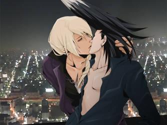 KISS by soak1111