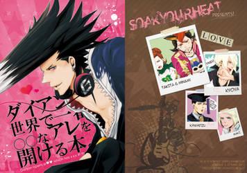 Daryan fanbook cover by soak1111
