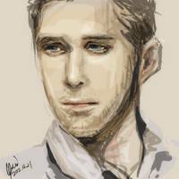 Ryan Gosling by soak1111