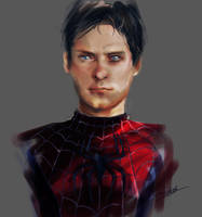 Tobey Maguire by soak1111