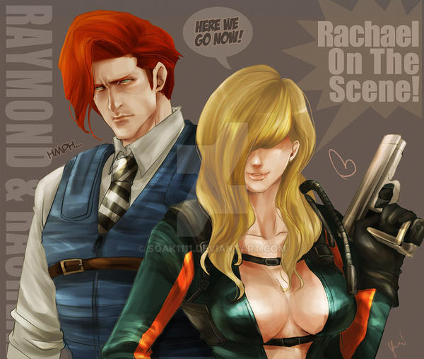 The F.B.C. Agents by soak1111