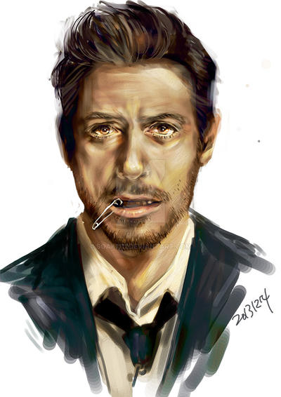RDJ by soak1111