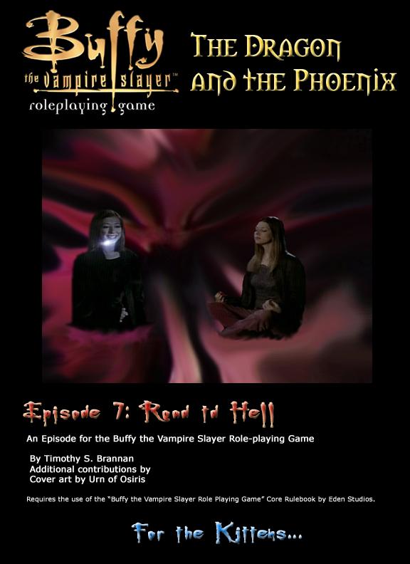 Episode 7 Road to Hell by WebWarlock