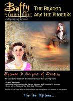 Episode 3 Serpent of Destiny by WebWarlock