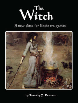 Cover of The Witch