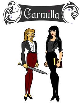 Carmilla Animated