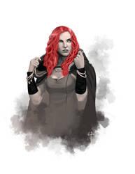 Larina by Claudio Pozas by WebWarlock