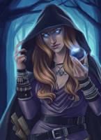 Larina by Alysa Avery by WebWarlock