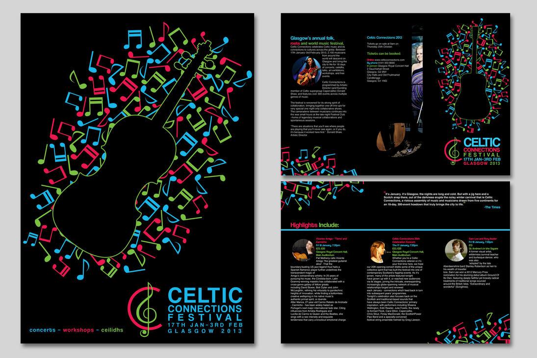 Celtic Connections Campaign by Arcencielz