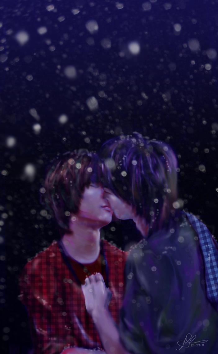 SHINee: On This Winter's Night by jeremiyan