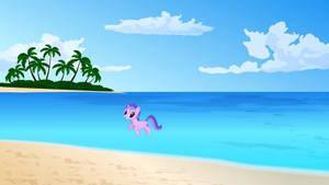 Sea Swirl at the Beach2