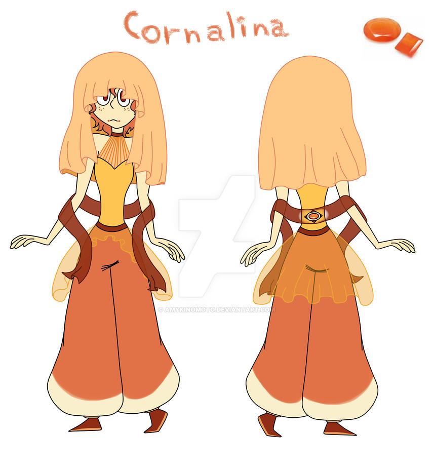 Cornalina - GemOC by amykinomoto