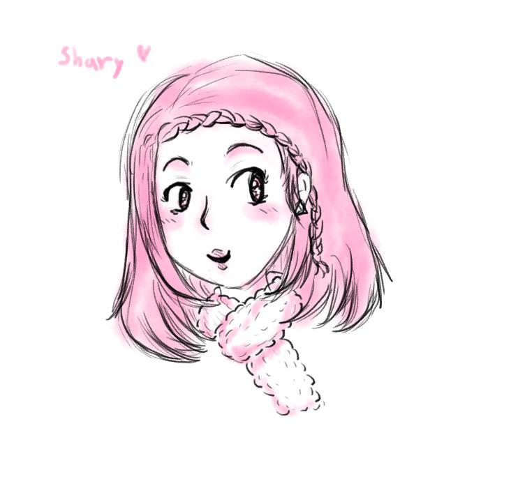 Shary kawai by amykinomoto