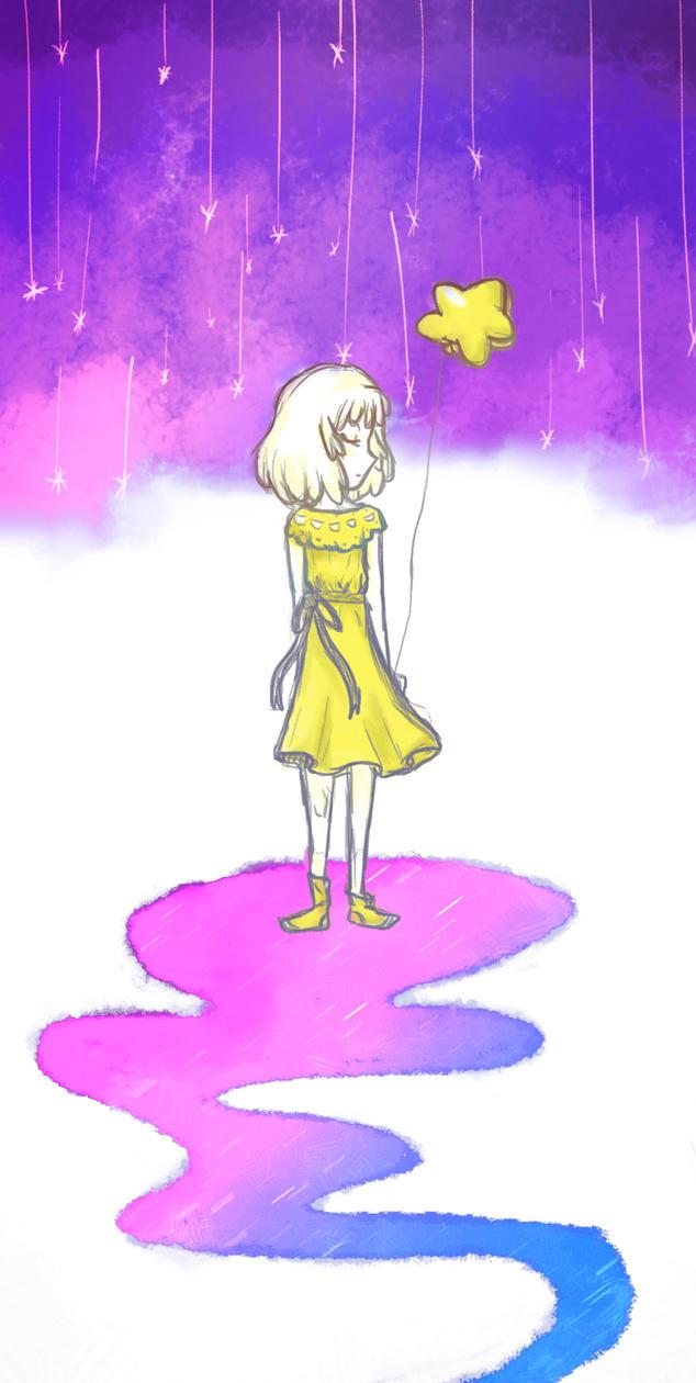 Stargirl by amykinomoto