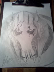 General Grievous by GAMA13