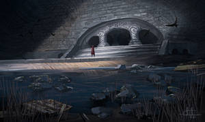 Sewer Entrance