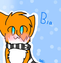 Bia in Snow