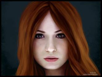 Something in your eye by Edana