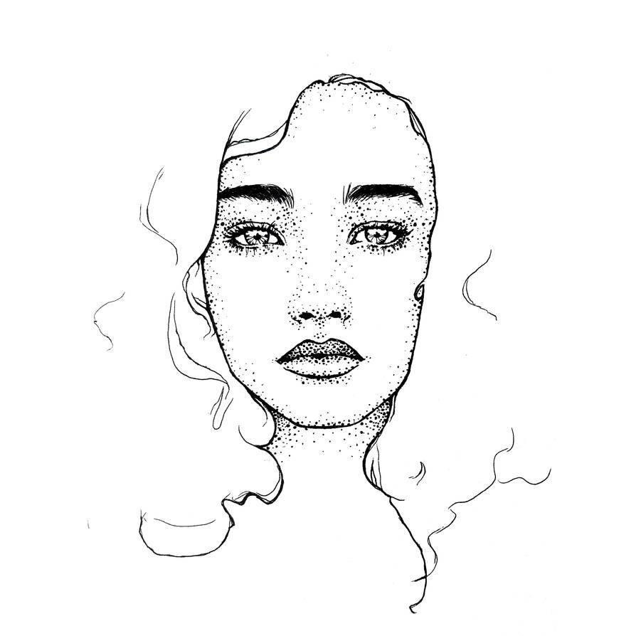 Freckles by Edana