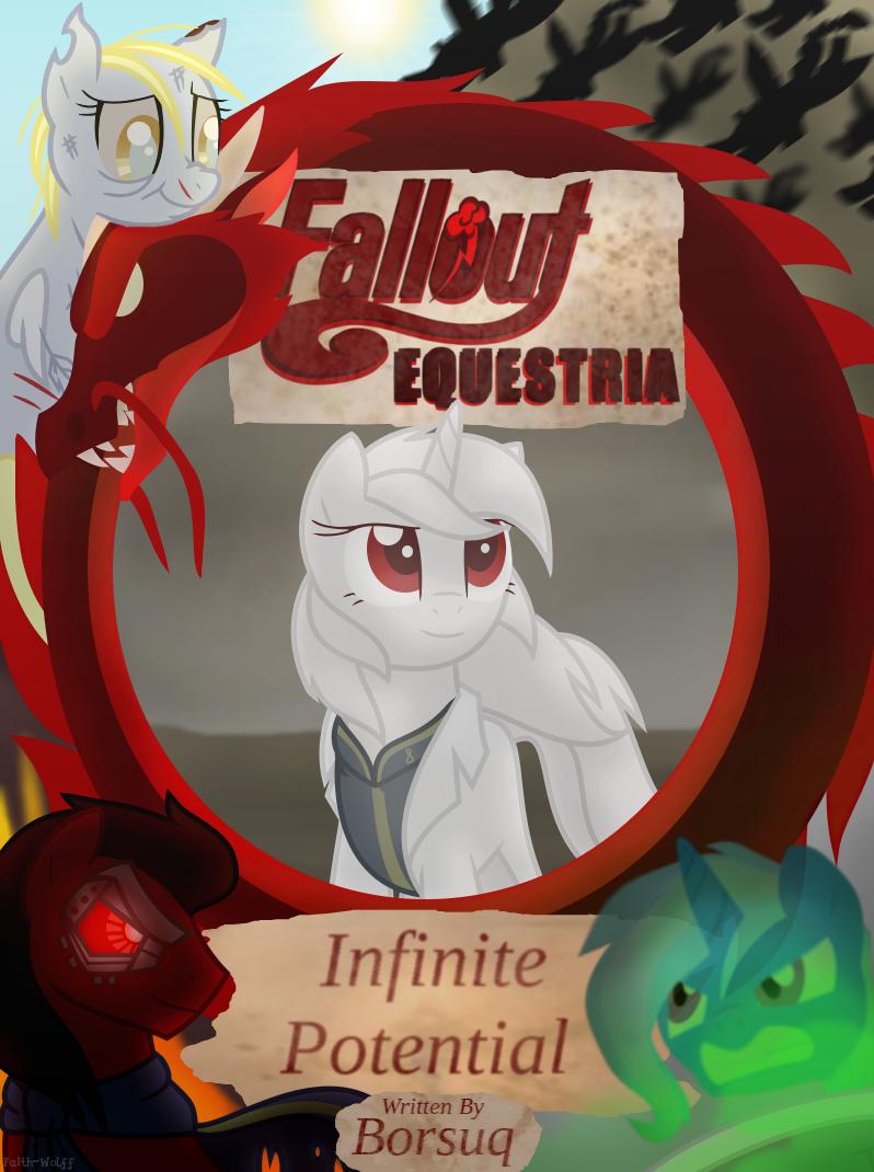 Fallout: Equestria - Infinite Potential Fallout__equestria_infinite_potential_by_faith_wolff-d8b2cyt