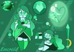My Gemsona: Emerald