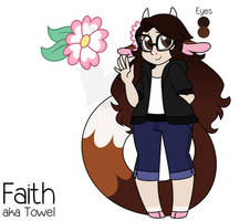 My Persona by Faith-Wolff