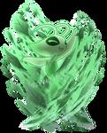Celebi used Leaf Storm! by Faith-Wolff
