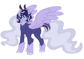 MLP Full Body Commission-KaeWolfe by Faith-Wolff