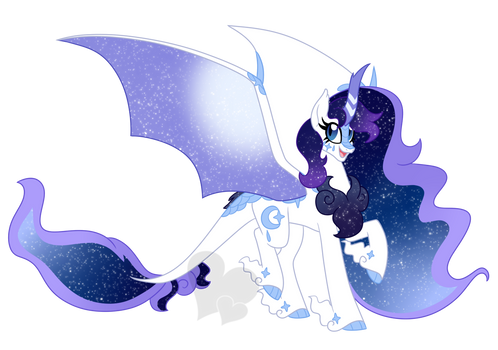 MLP Full Body Commission-Chromatic-Notes