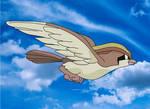 Gettodaze of Pokemon - Pidgeot