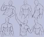 Man Anatomy Practice 2