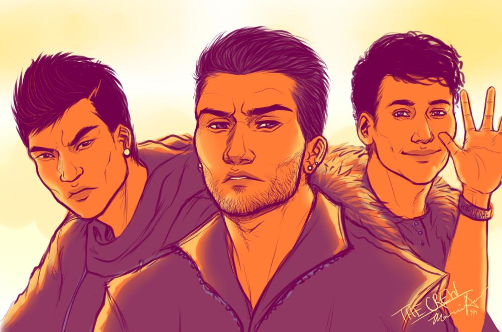 Squad by KingMaria