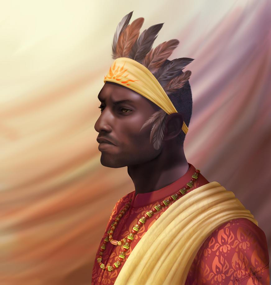 Oluwaseun by KingMaria