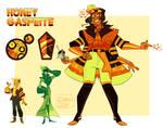 FUSION - Honey Gaspeite