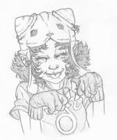 Troll Portraits: Nepeta by KenjisArtDump
