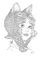 It's A Cheshire Hat, Said The Duchess by KenjisArtDump