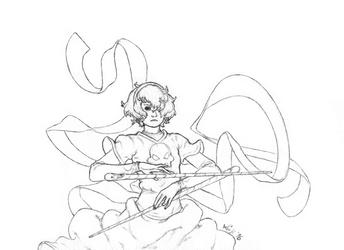 Daughter of the Equinox by KenjisArtDump