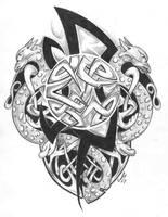 Celtic desing by Gsnake
