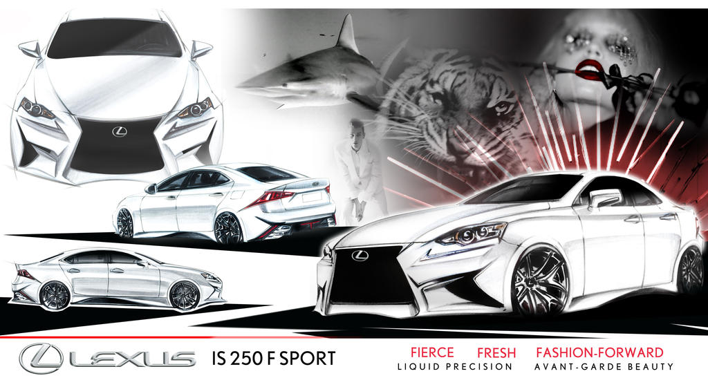 Robert Galicia - 2014 Lexus IS 250 F SPORT by RobertGalicia