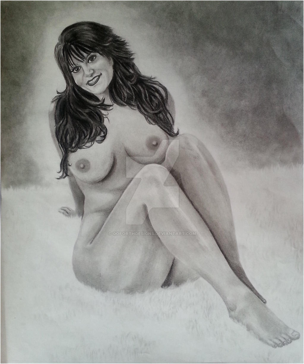 Cum on naked boobs