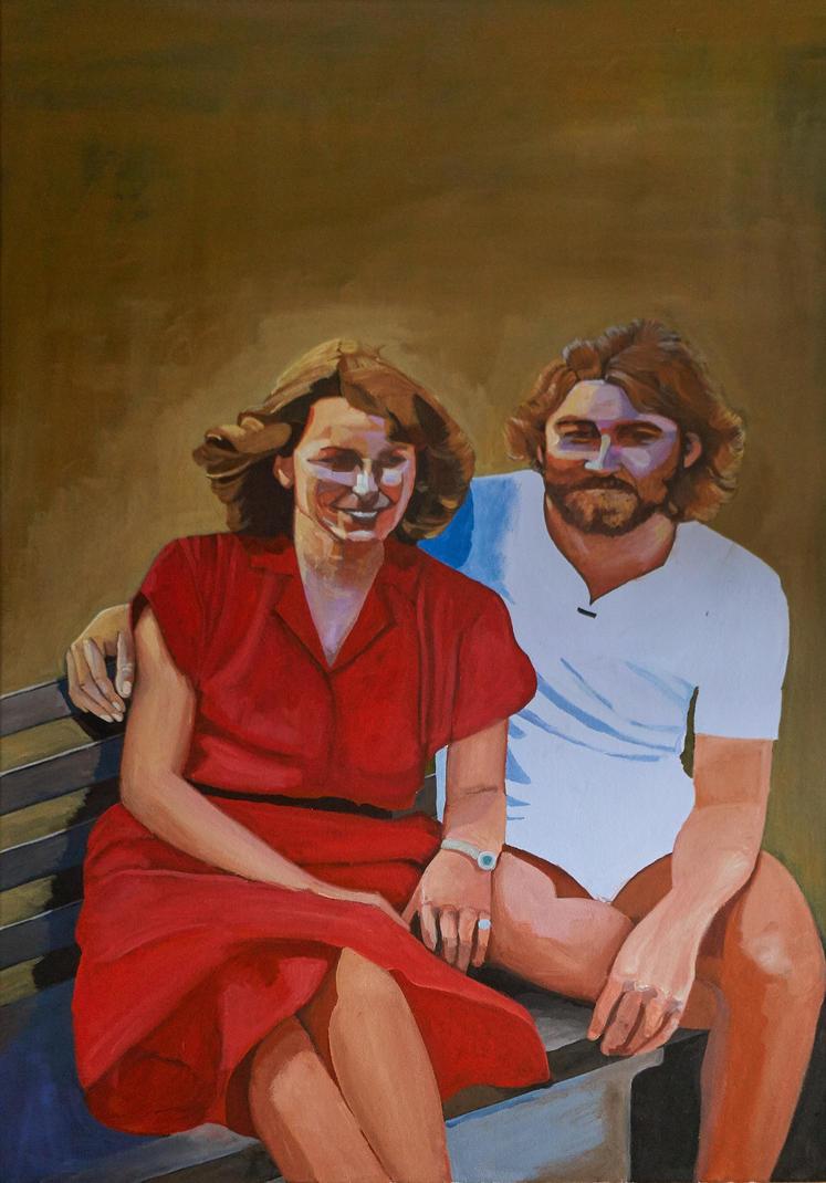 Maria und Josef by MoritzMiessl