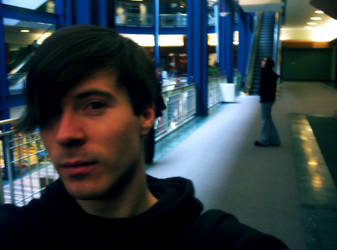 In Some Mall by JeBuZ