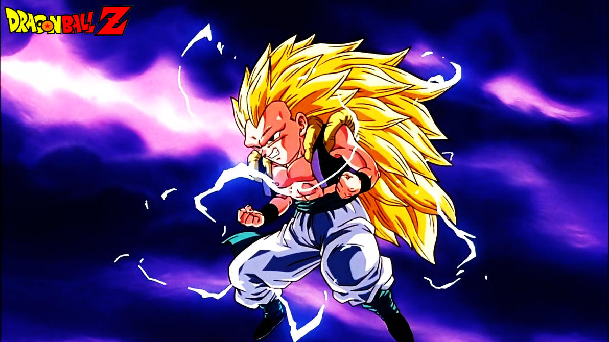 Gotenks SSJ3 by marindusevic Gotenks Ssj3