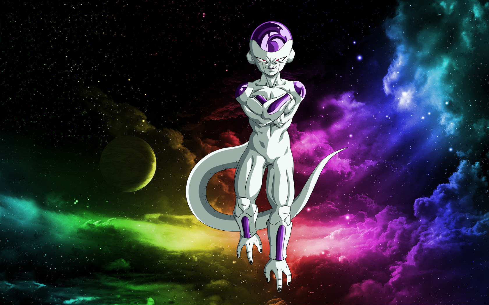 Dragon Ball Z Frieza Final Form Wallpaper By Marindusevic