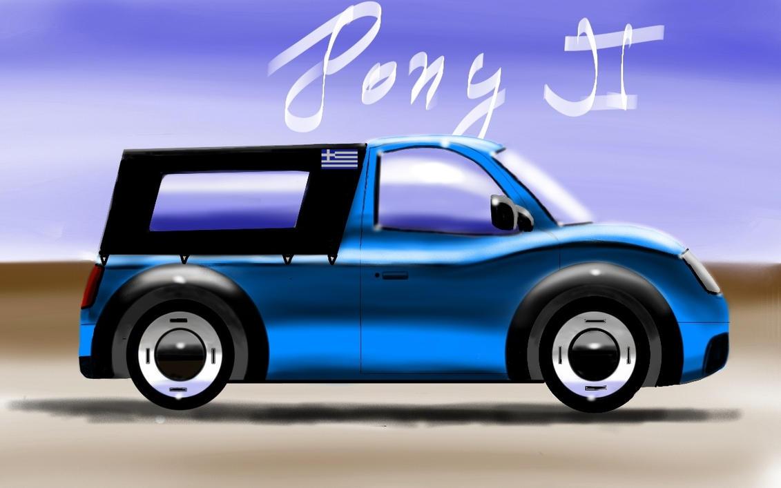 Pony 2 by SergiosG