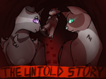 THE UNTOLD STORY comic cover