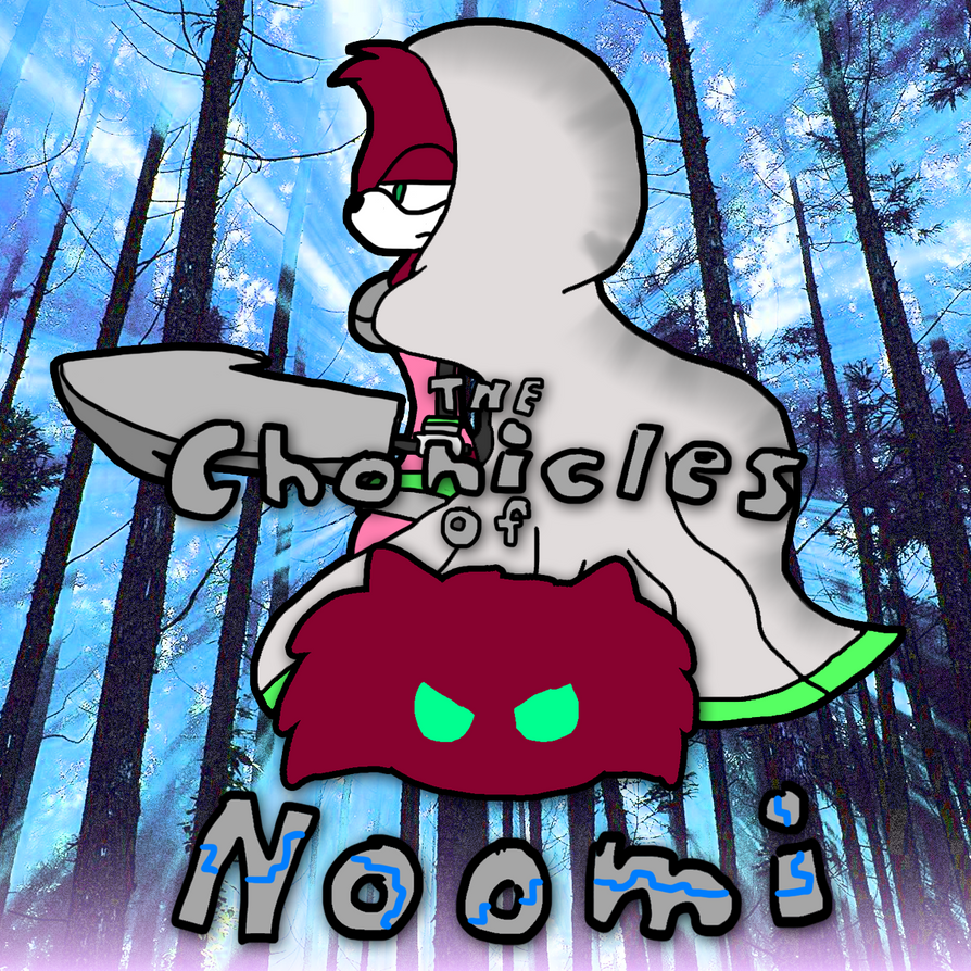 Chronicles of Noomi CD Cover by Chalkluke4
