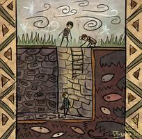 Cellar by Wida-Smashing
