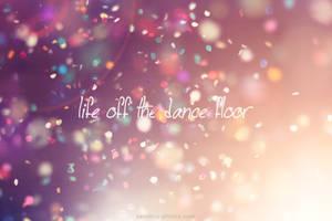 life off the dance floor by Maegondo