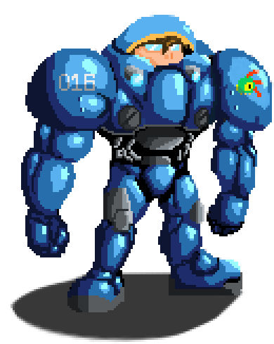 Me In Marine Suit Starcraft2 Pixel Art By Mestredosdesenhos On
